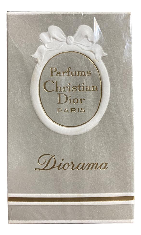 Christian Dior Diorama Винтаж: духи 7,5мл christian dior miss dior винтаж духи 7 5мл