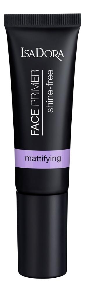 Матирующая база под макияж Face Primer Mattifying 30мл ingrid cosmetics база под макияж обезжиренная матирующая makeup base mattifying anti pollution 30 мл белая