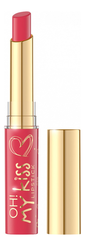 Купить Помада-бальзам для губ 2в1 Oh! My Kiss: 03 Let`s Go Joan, Eveline