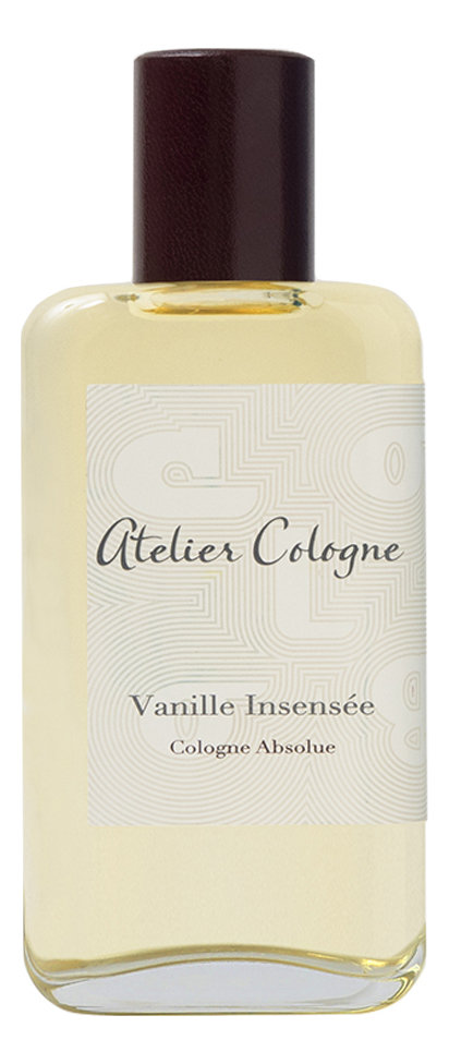 Atelier Cologne Vanille Insensee : одеколон 30мл atelier cologne vanille insensee одеколон 100мл