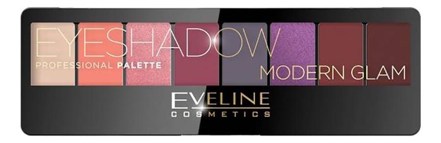 Палетка теней для век Eyeshadow Professional Palette 9,6г: 03 Modern Glam