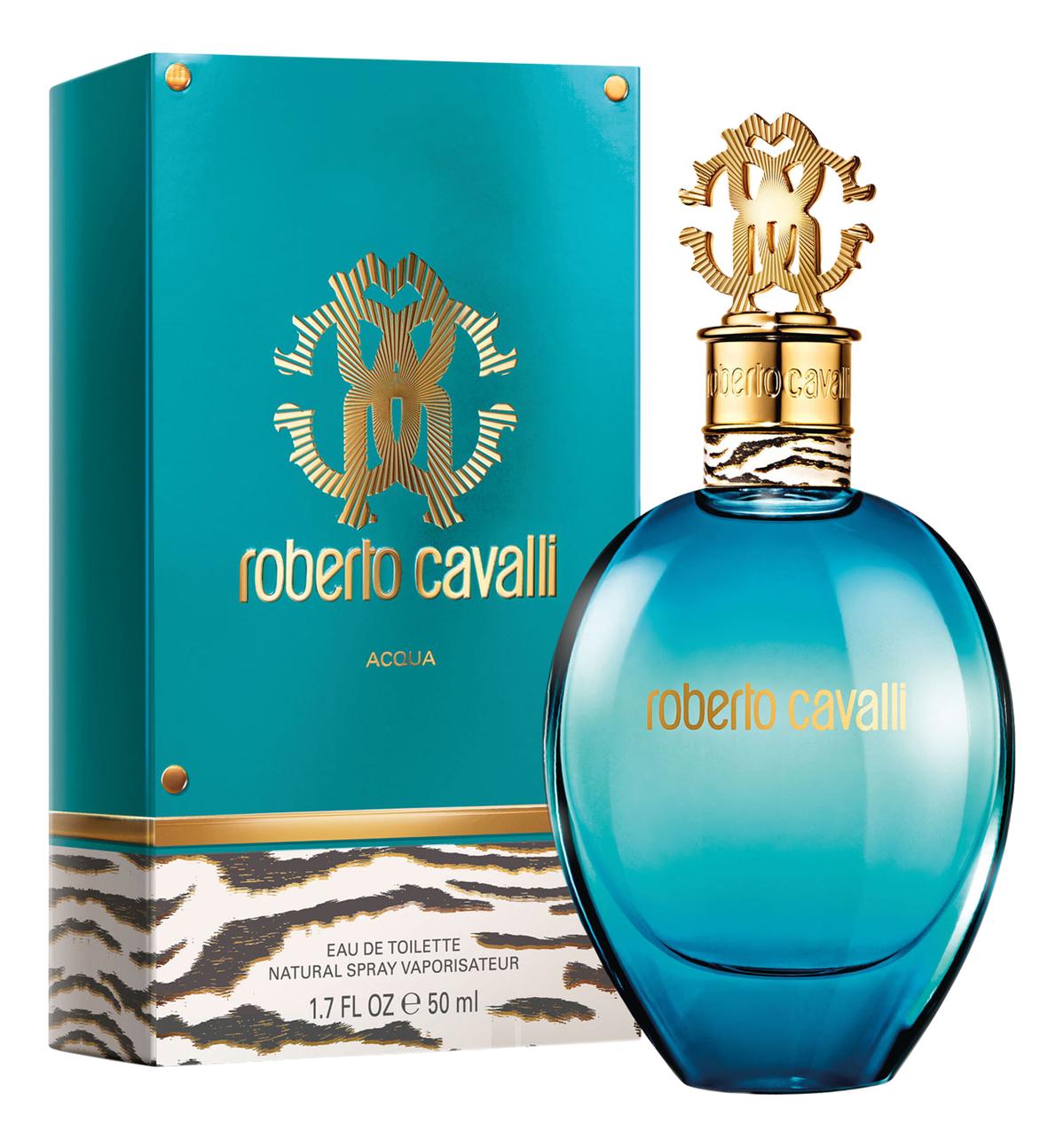 Купить Acqua: туалетная вода 50мл, Roberto Cavalli