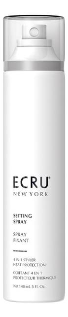 Фото - Фиксирующий спрей для волос легкий Signature Setting Spray 148мл ecru new york шампунь