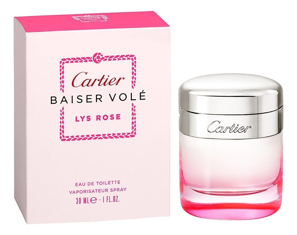 цена Cartier Baiser Vole Lys Rose : туалетная вода 30мл онлайн в 2017 году