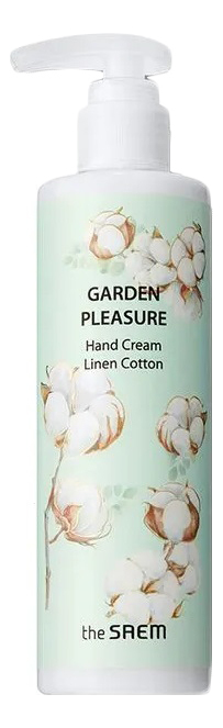 Крем для рук Garden Pleasure Hand Cream Linen Cotton 250г