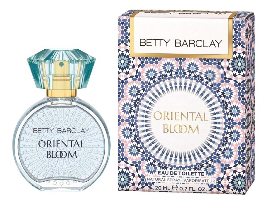 Oriental Bloom: туалетная вода 20мл туалетная вода shiseido ever bloom 30 мл