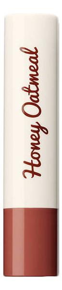 Купить Бальзам для губ Honey Oatmeal Melting Lip Balm 2г, The Saem