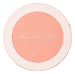 Однотонные румяна Saemmul Single Blusher 5г: CR07 Mango Peach