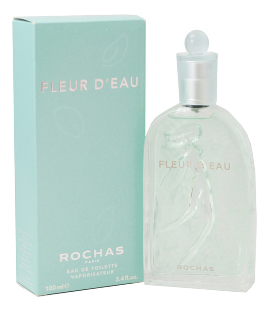 Купить Rochas Fleur d`Eau: туалетная вода 100мл, Rochas Fleur D'Eau