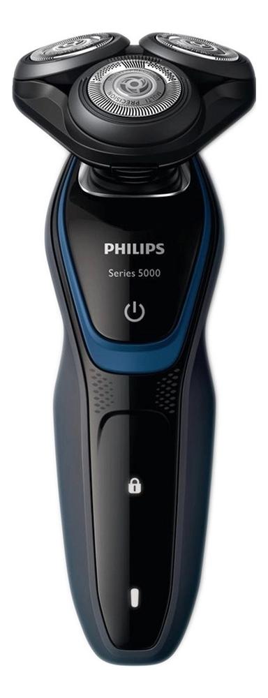 Универсальная электробритва Series 5000 S5100/06 электробритва philips s 5310 06
