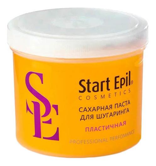 Сахарная паста для шугаринга Пластичная Start Epil: Паста 750г