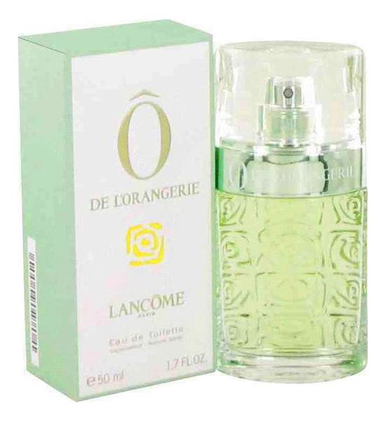 Lancome O de L'Orangerie: туалетная вода 50мл lancome o de lancome туалетная вода 125мл