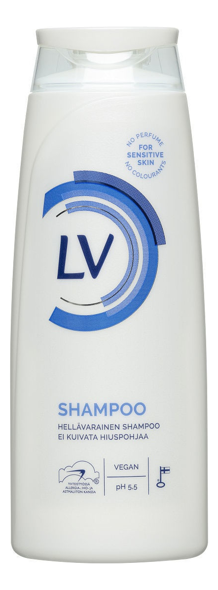 Гипоаллергенный шампунь для волос Shampoo: Шампунь 500мл шампунь ibco купить
