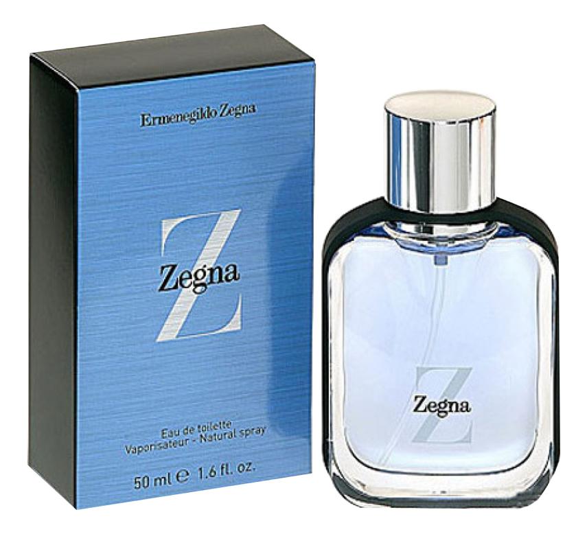 Ermenegildo Zegna Z Zegna: туалетная вода 50мл (старый дизайн) ermenegildo zegna z zegna shanghai туалетная вода 50мл
