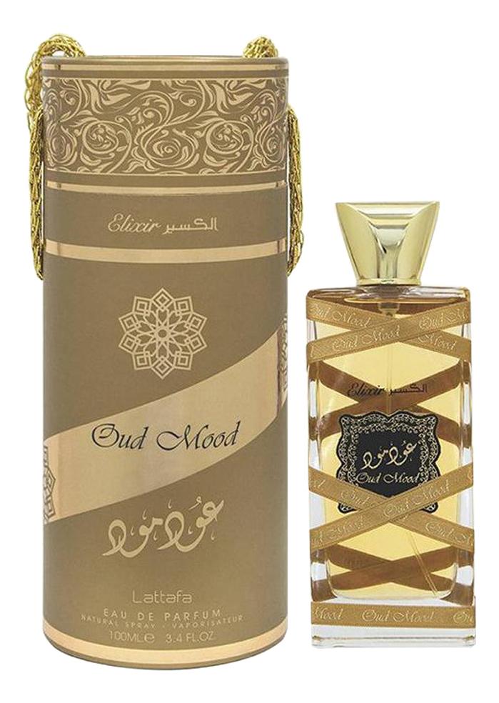 Oud Mood Elixir: парфюмерная вода 100мл alkimya парфюмерная вода 100мл