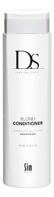 Купить Кондиционер для светлых и седых волос DS Blonde Conditioner: Кондиционер 200мл, Sim Sensitive