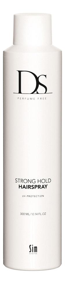 Купить Лак для волос сильной фиксации DS Strong Hold Hairspray: Лак 300мл, Sim Sensitive