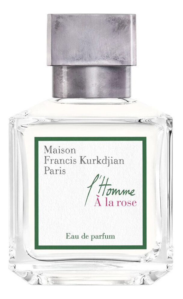 Купить L'Homme A La Rose: парфюмерная вода 2мл, Francis Kurkdjian