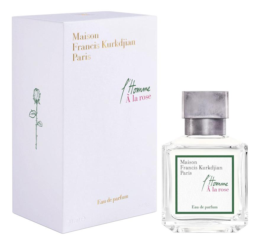 Фото - L'Homme A La Rose: парфюмерная вода 70мл l homme a la rose парфюмерная вода 35мл
