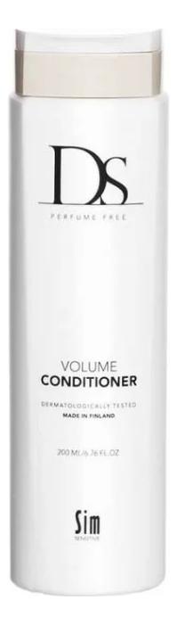 Кондиционер для объема волос DS Volume Conditioner: Кондиционер 200мл кондиционер для объема волос ds volume conditioner кондиционер 50мл