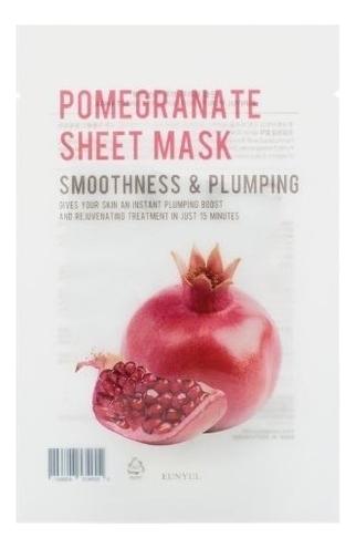 Купить Тканевая маска для лица с экстрактом граната Purity Pomegranate Sheet Mask 22мл: Маска 1шт, EUNYUL