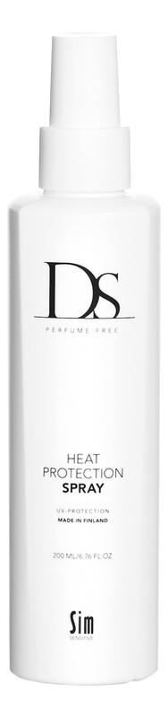 Купить Термозащитный спрей для волос с эффектом фиксации DS Heat Protection Spray 200мл, Sim Sensitive