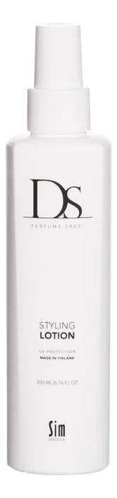 Купить Лосьон-спрей для укладки волос DS Styling Lotion 200мл, Sim Sensitive