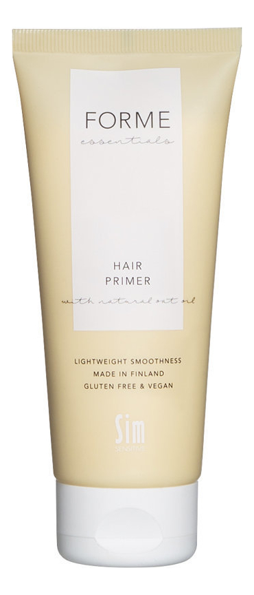 Купить Крем-праймер для укладки волос Forme Essentials Hair Primer 100мл, Sim Sensitive