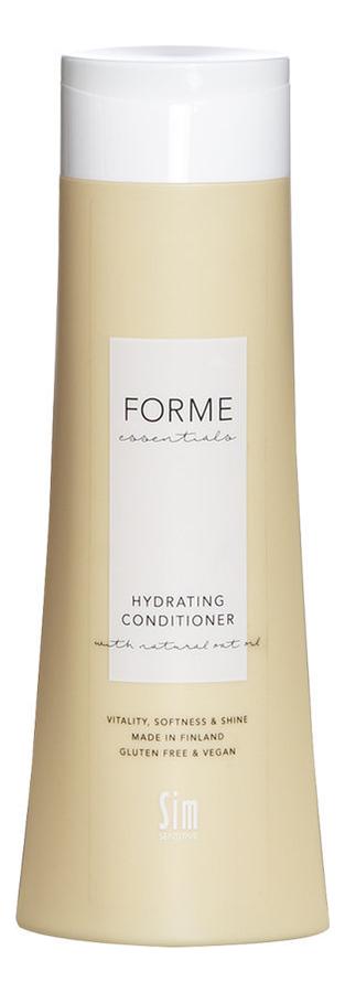 Купить Увлажняющий кондиционер для волос Forme Essentials Hydrating Conditioner: Кондиционер 250мл, Sim Sensitive