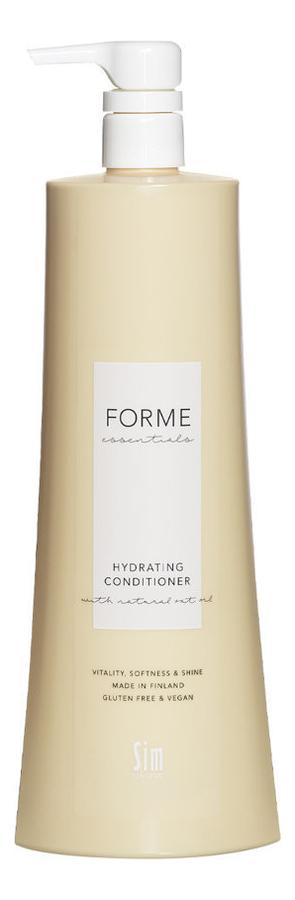 Купить Увлажняющий кондиционер для волос Forme Essentials Hydrating Conditioner: Кондиционер 1000мл, Sim Sensitive