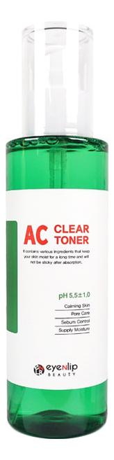 Тонер для лица AC Clear Toner 150мл
