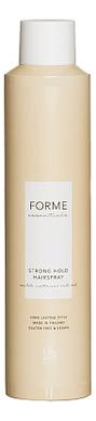 Лак для волос сильной фиксации Forme Essentials Strong Hold Hairspray 300мл паяльник stayer 150вт maxterm master 55311 150