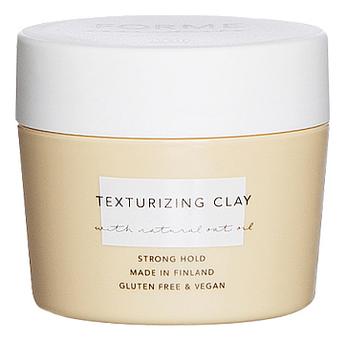 Купить Текстурирующая глина для укладки волос сильной фиксации Forme Essentials Texturizing Clay 50мл, Sim Sensitive