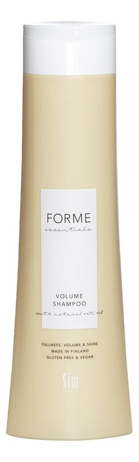 Купить Шампунь для объема волос Forme Essentials Volume Shampoo: Шампунь 300мл, Sim Sensitive