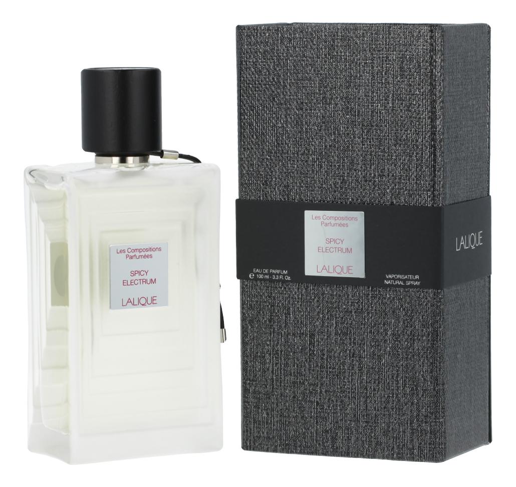 Lalique Spicy Electrum: парфюмерная вода 100мл lalique zamak парфюмерная вода 100мл