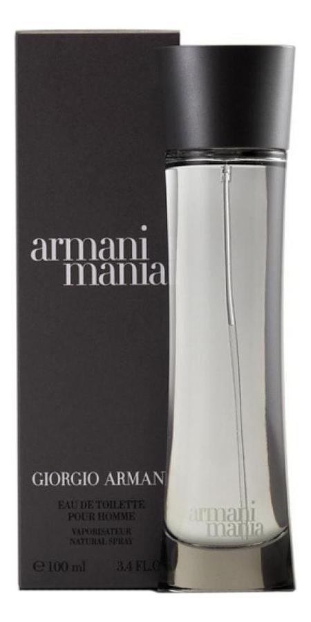 Mania pour homme: туалетная вода 100мл недорого