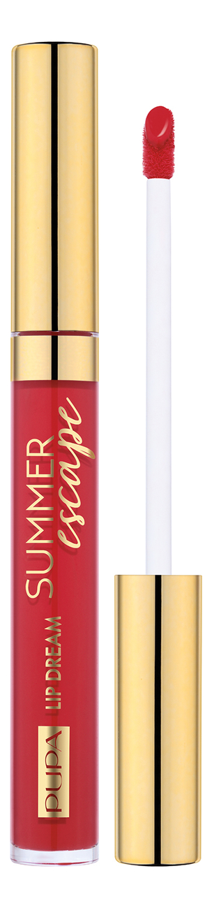 Жидкая помада для губ Summer Escape Lip Dream 4,5мл: 2 Red Desire
