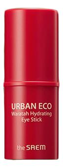 Бальзам-стик для кожи вокруг глаз Urban Eco Waratah Hydrating Eye Stick 7г трехфазное средство для увлажнения the saem the essential triplus hydrating ampoule 30мл