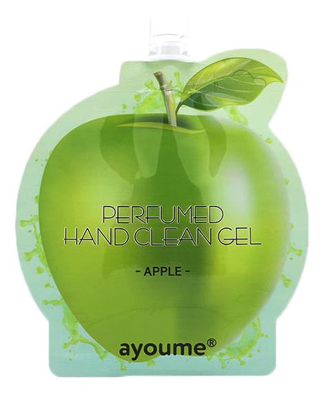 Парфюмерный гель для рук Perfumed Hand Clean Gel Apple 20мл (яблоко)