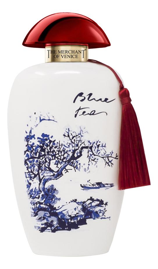The Merchant Of Venice Blue Tea: парфюмерная вода 100мл тестер the merchant of venice light