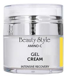 Интенсивно восстанавливающий крем-гель для лица Amino-C Gel Cream: Крем-гель 30мл chi luxury black seed oil curl defining cream gel