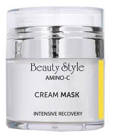 Интенсивно восстанавливающая крем-маска для лица Amino-C Cream Mask: Крем-маска 50мл