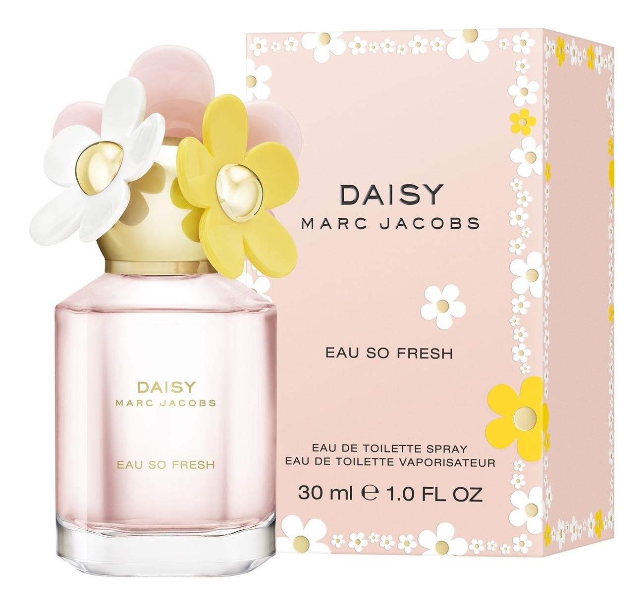Купить Daisy Eau So Fresh: туалетная вода 30мл, Marc Jacobs