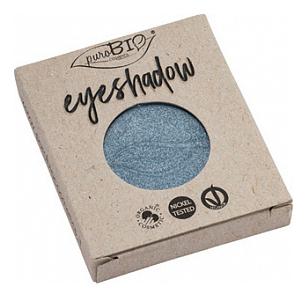 Тени для век Eyeshadow 2,5г: 09 Robin's Egg Blue (запасной блок) тени для век eyeshadow 2 5г 20 shimmery night blue запасной блок