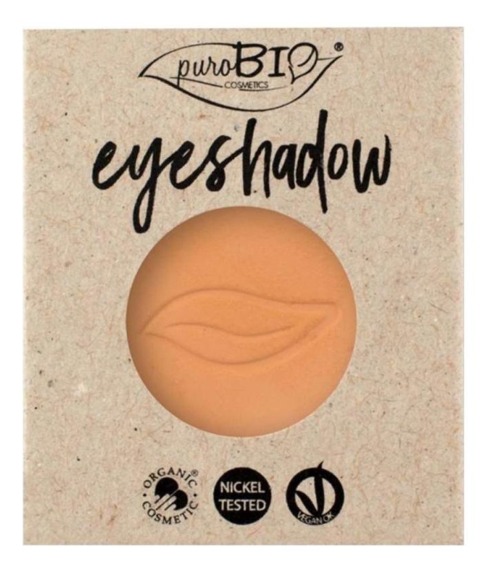 Тени для век Eyeshadow 2,5г: 12 Peach (запасной блок) тени для век eyeshadow 2 5г 20 shimmery night blue запасной блок