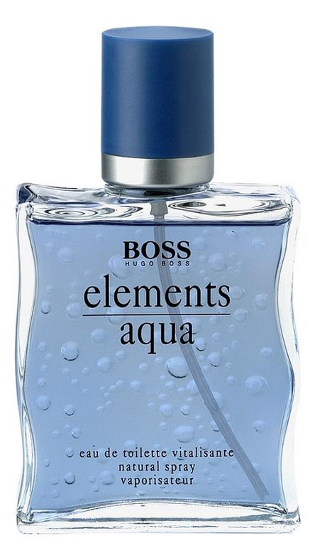 Фото - Hugo Boss Boss Elements Aqua: туалетная вода 100мл тестер hugo boss boss bottled sport туалетная вода 100мл тестер
