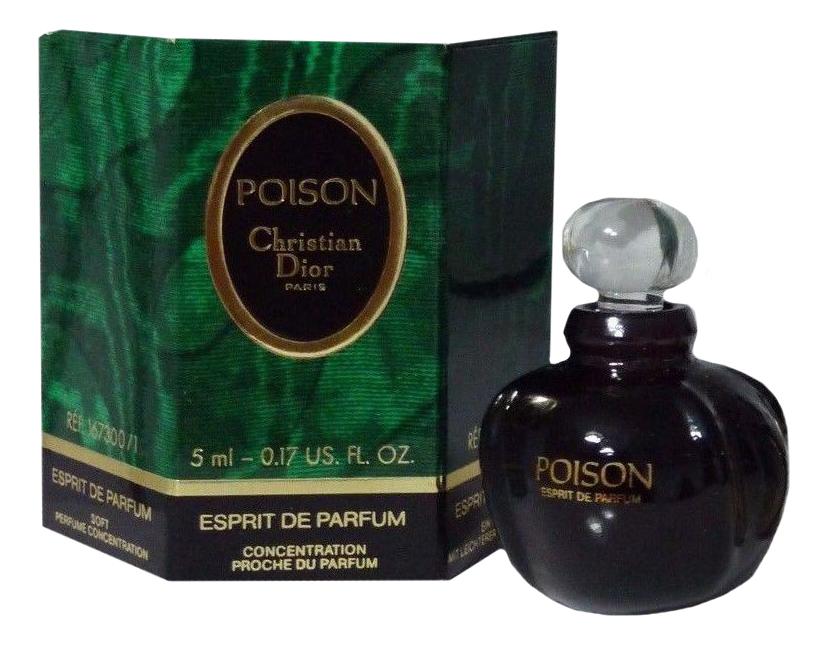 Christian Dior Poison Esprite De Parfum Винтаж: духи 5мл christian dior jadore voile de parfum туалетные духи 100 мл