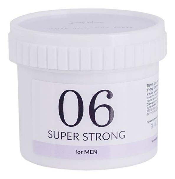 Паста для депиляции 06 For Men Super Strong: 60г