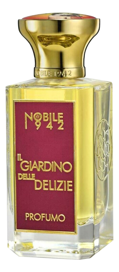 Купить Il Giardino Delle Delizie: духи 75мл, Nobile 1942