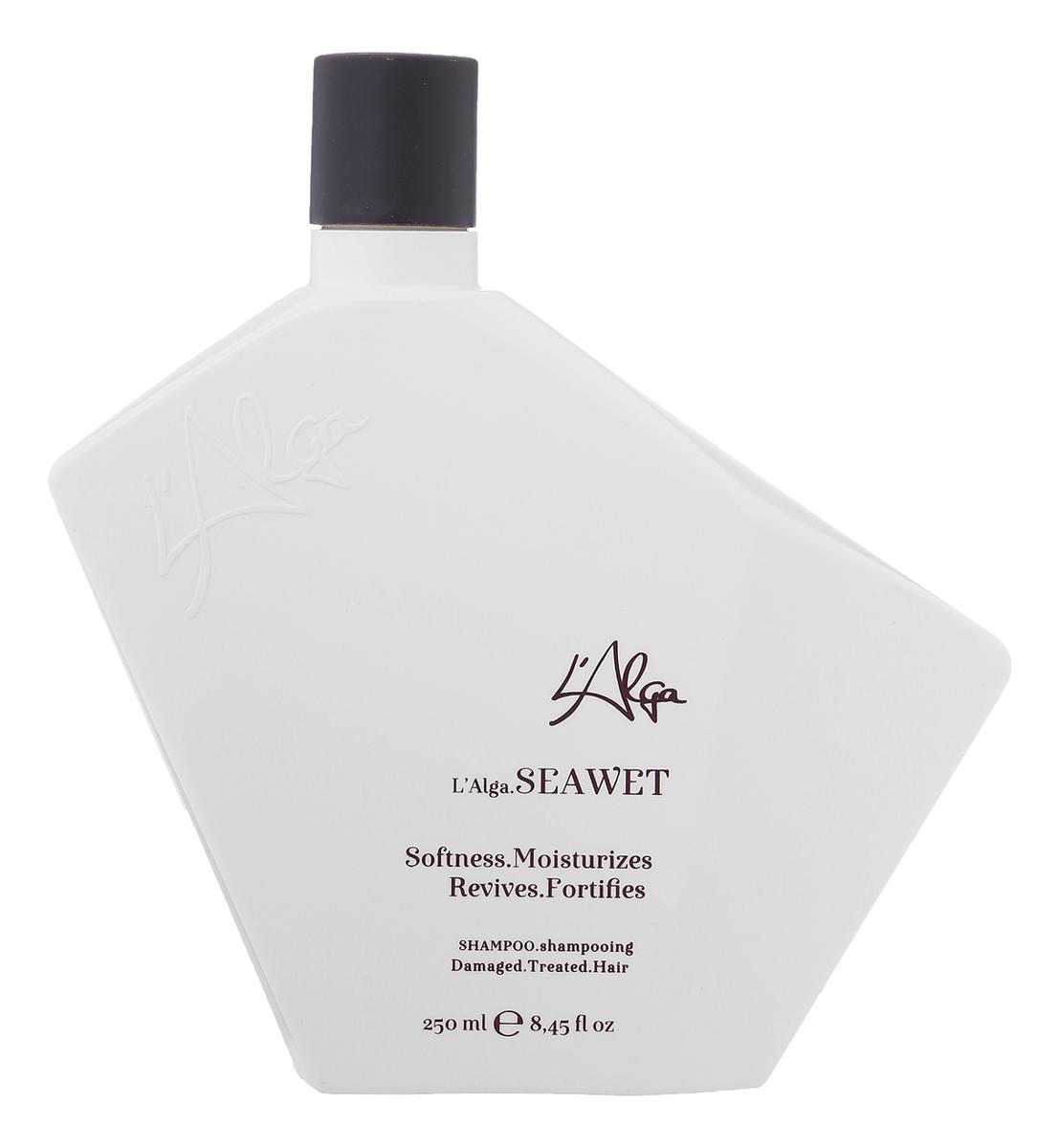 Купить Оздоравливающий шампунь для волос Seawet Shampoo: Шампунь 250мл, L'Alga